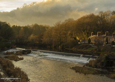 The Weir, Lucan Village