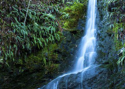 Rainwater Waterfall at Glendalough