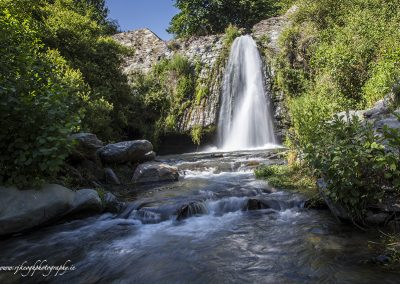 Waterfall Andalusia