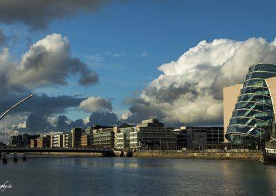 Convention Centre & Beckett Bridge
