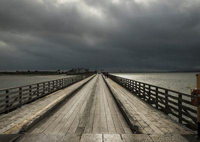 Wooden Bridge, Bull Island