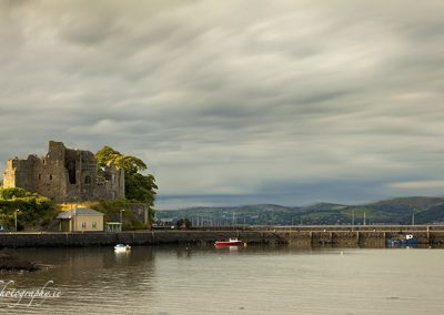 Carlingford Lough and Castle