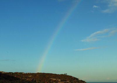 Over the Rainbow on Howth Head