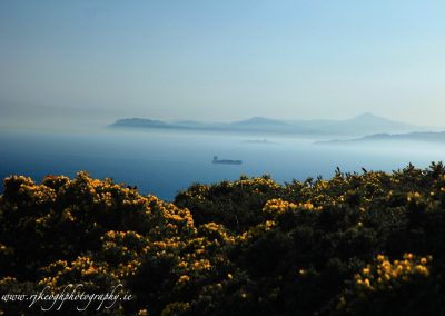 View from Howth Head
