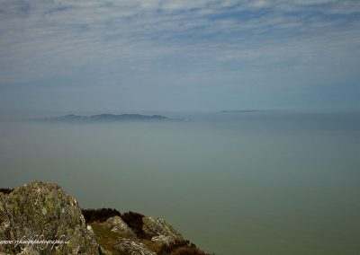 View from Bray Head