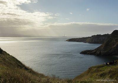 A view towards Poolbeg